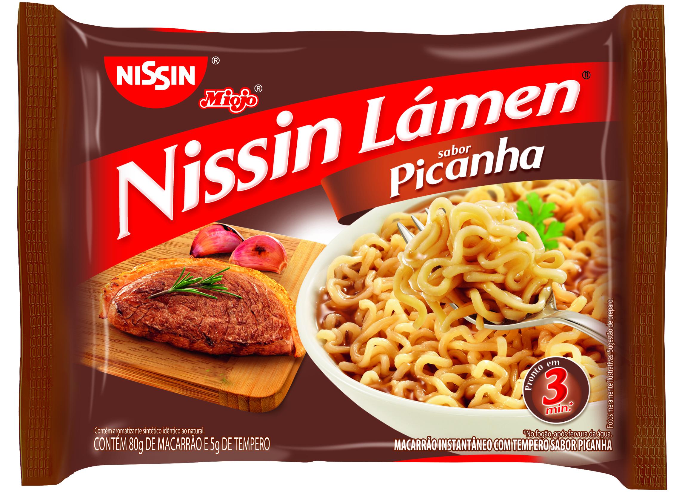 NISSIN LAMEN PICANHA 1X85G (50)