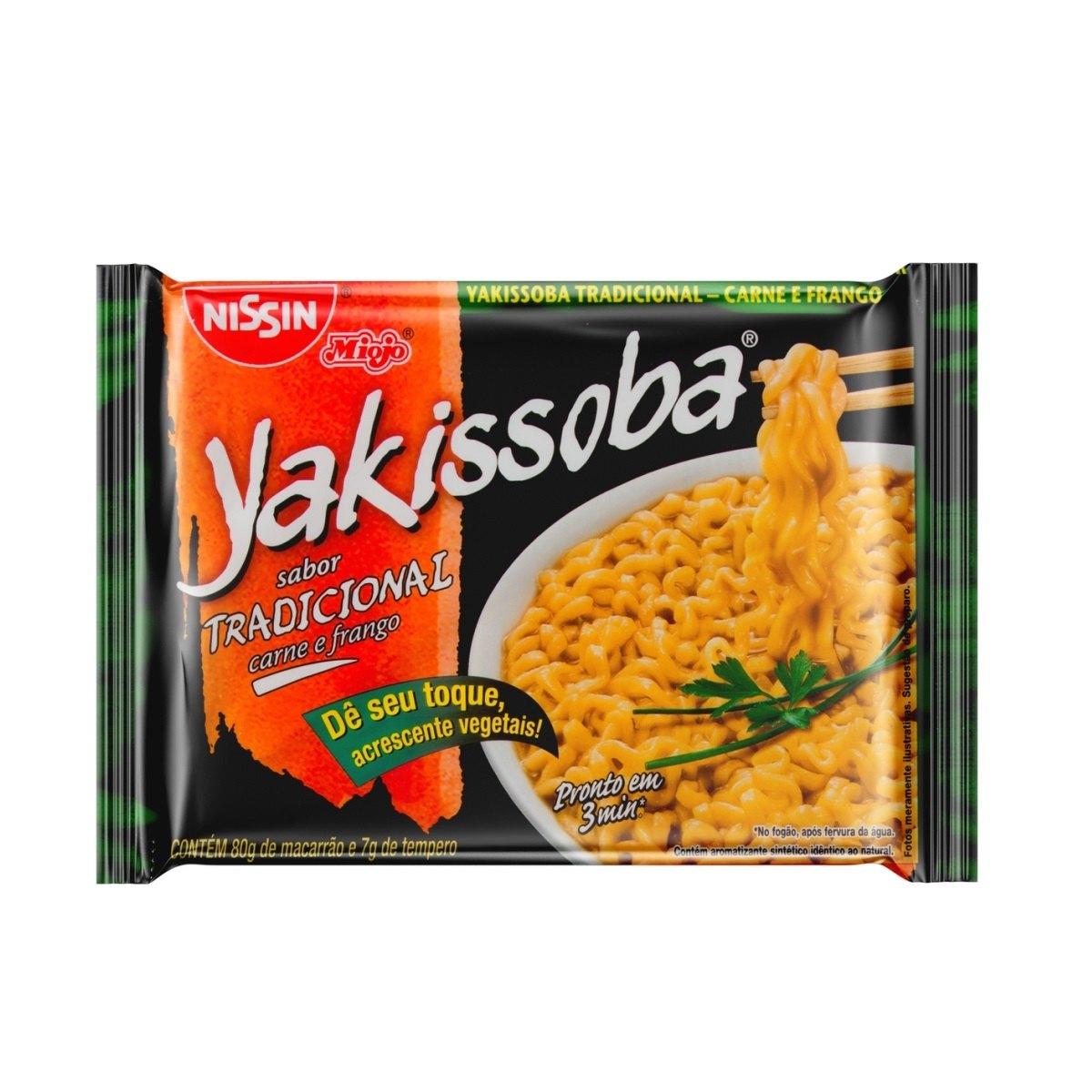 NISSIN YAKISSOBA TRAD 1X87G (50)