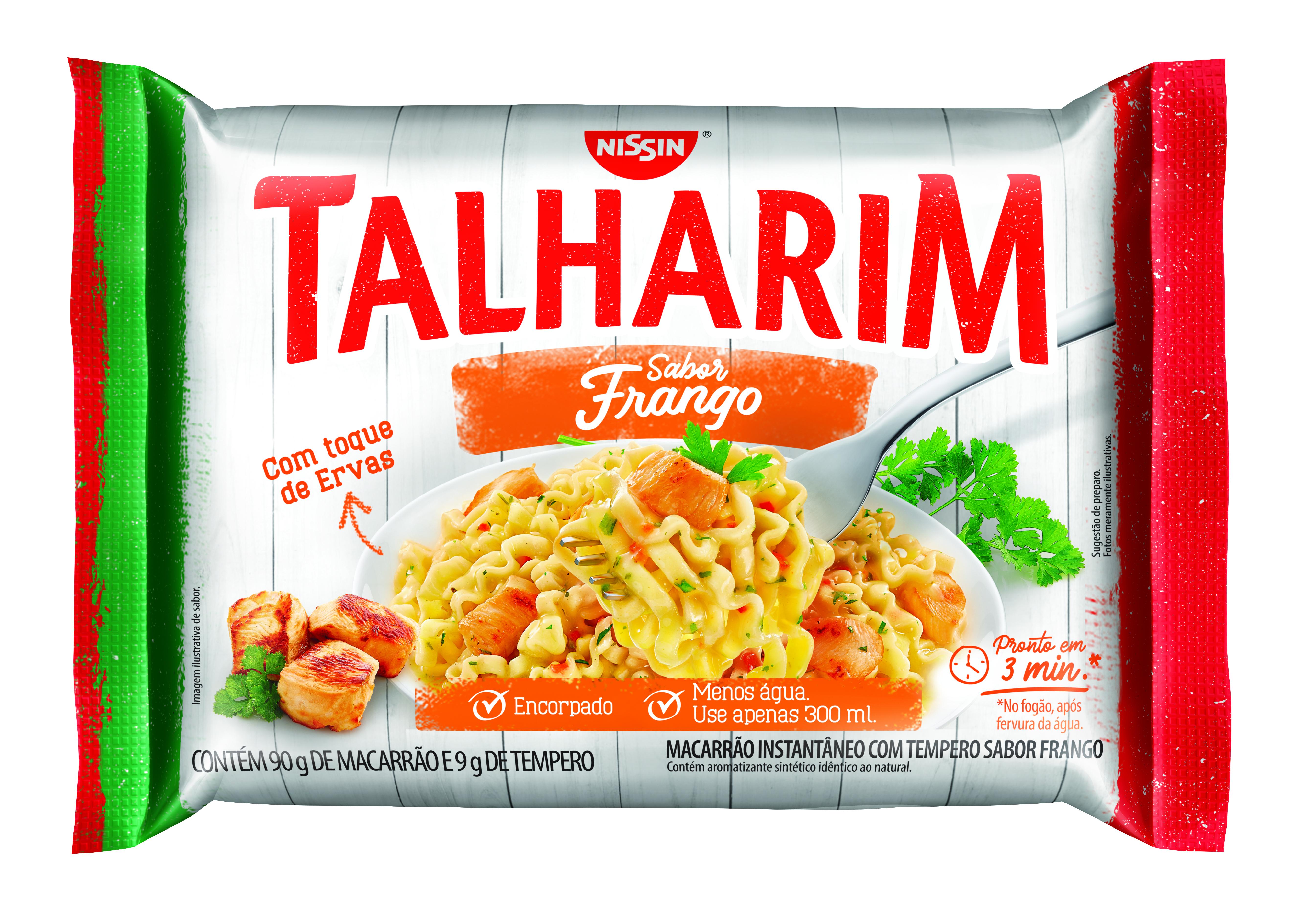 NISSIN TALHARIM FRANGO 1X99G (50)