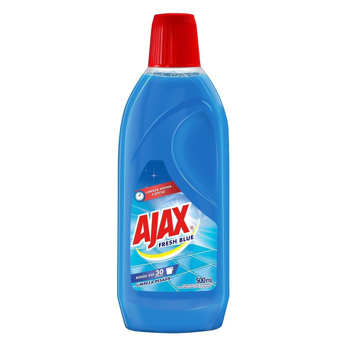 AJAX  LIMP GERAL FRESH BLUE 1X500ML(12)