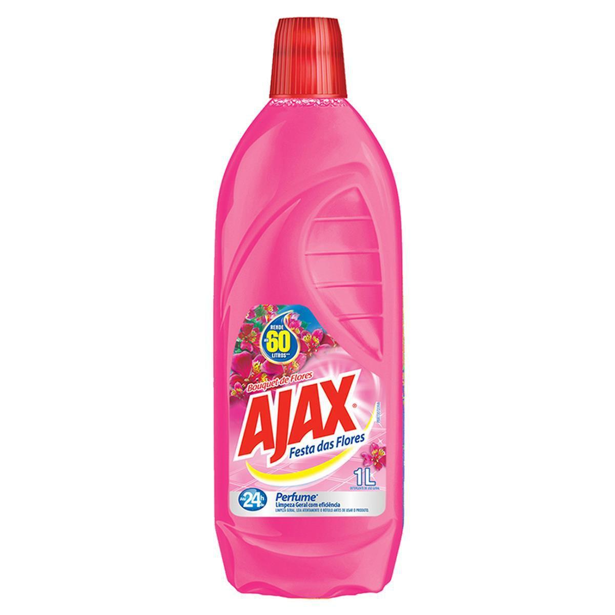 AJAX PERF BOUQ FLORES 1X1L(12)
