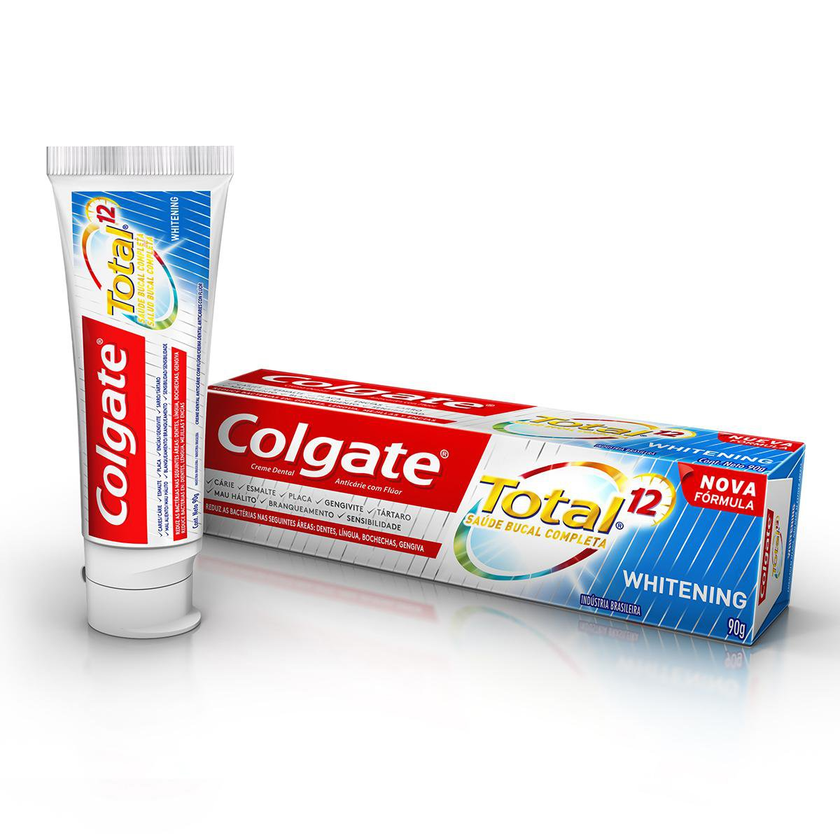 CR DENT COLG TO12 WHITE GEL 1X90G (48)