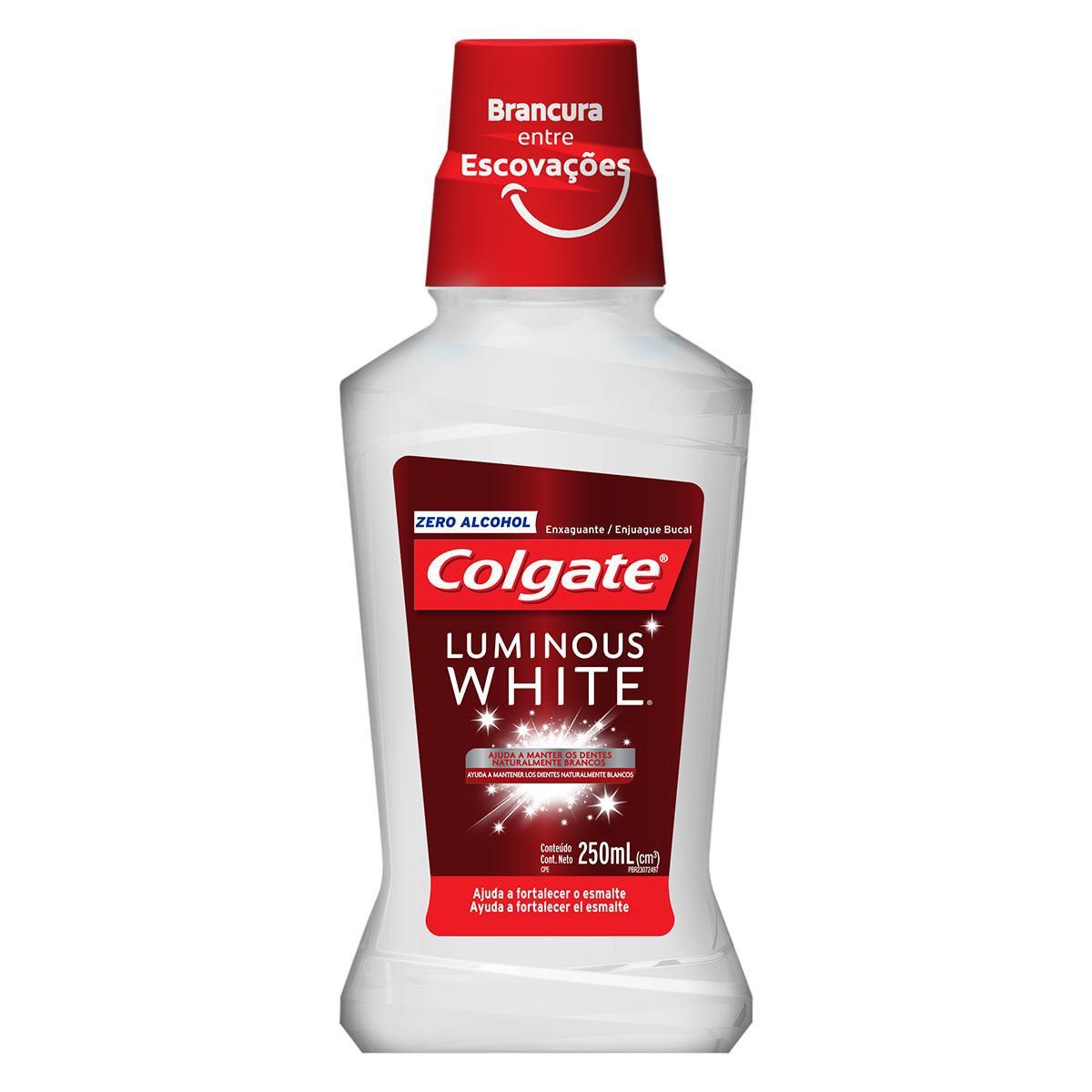 ENXAG COLG LUMIN WHITE  1X250ML(12)