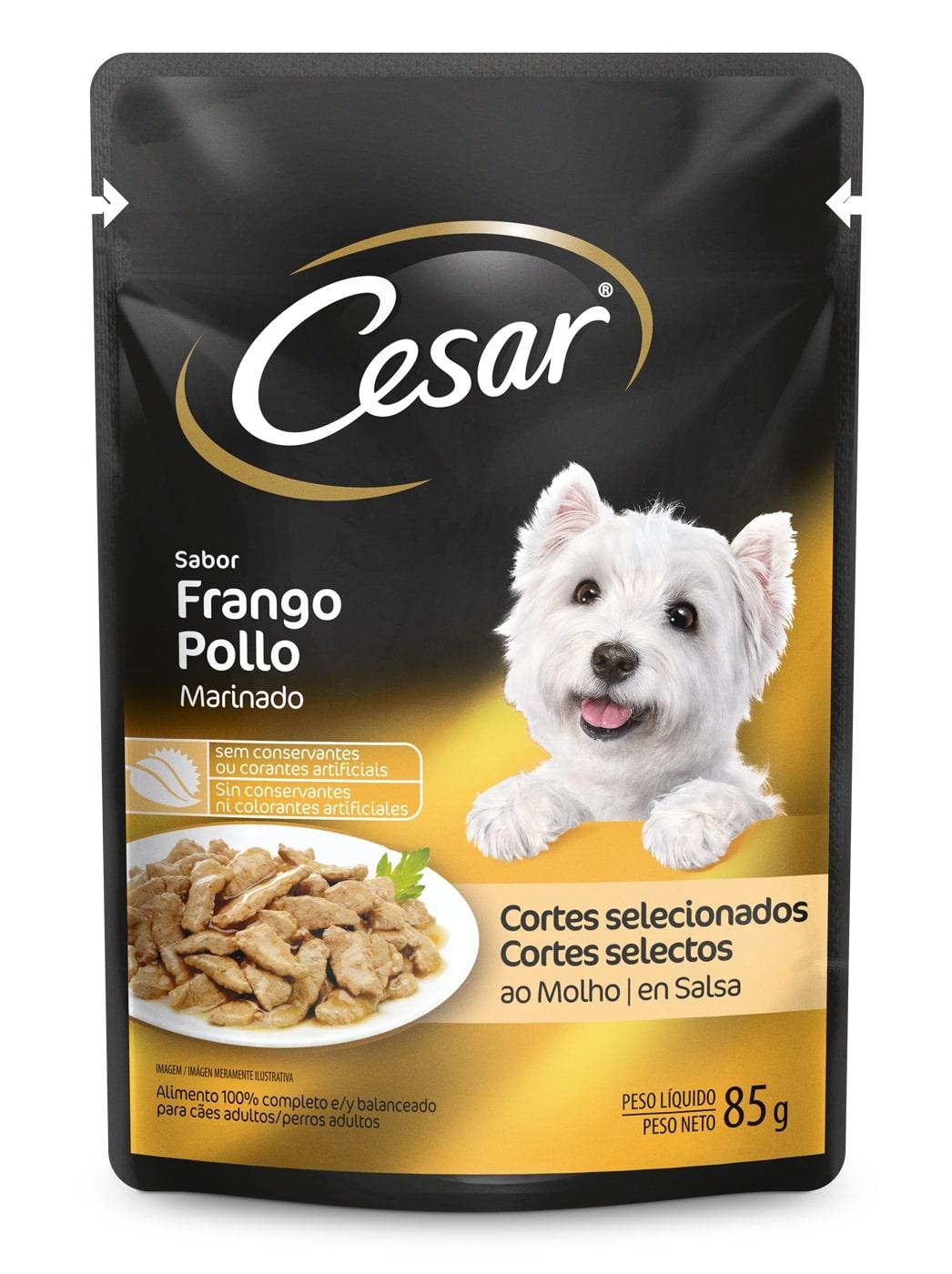 CESAR SCH AD FRANGO MARINADO 1X85G(40)