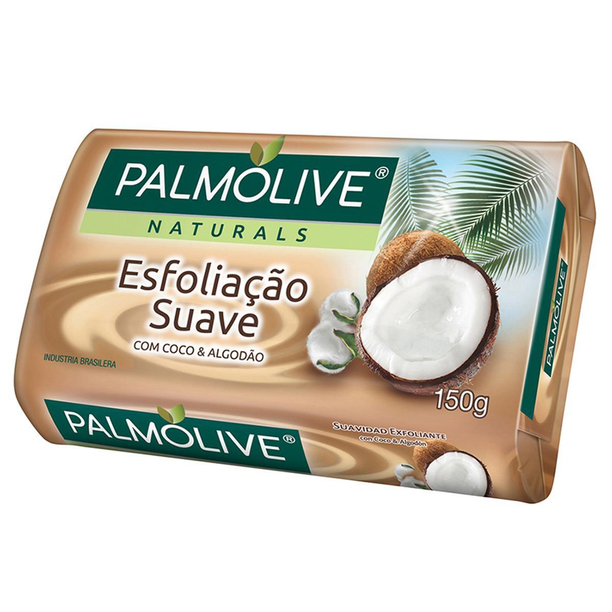 SAB PALM ESFOLIACAO S COCO 1X150G(72)