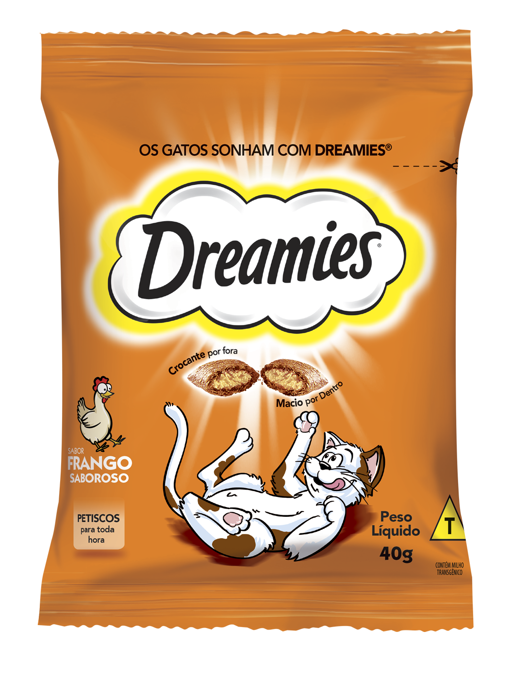 DREAMIES FRANGO 1X40G (44)