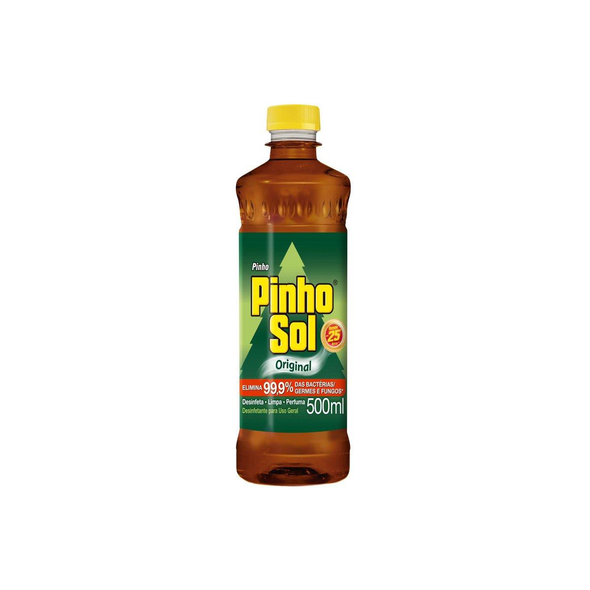 DESINF PINHO SOL ORIGINAL 1X500ML(12)
