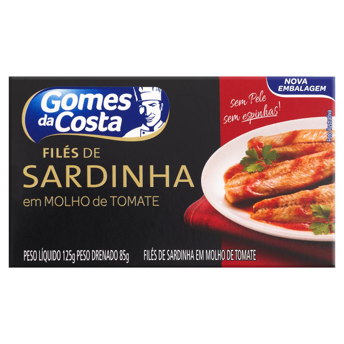 FILE SARDINHA TOMATE 1X125 (24)