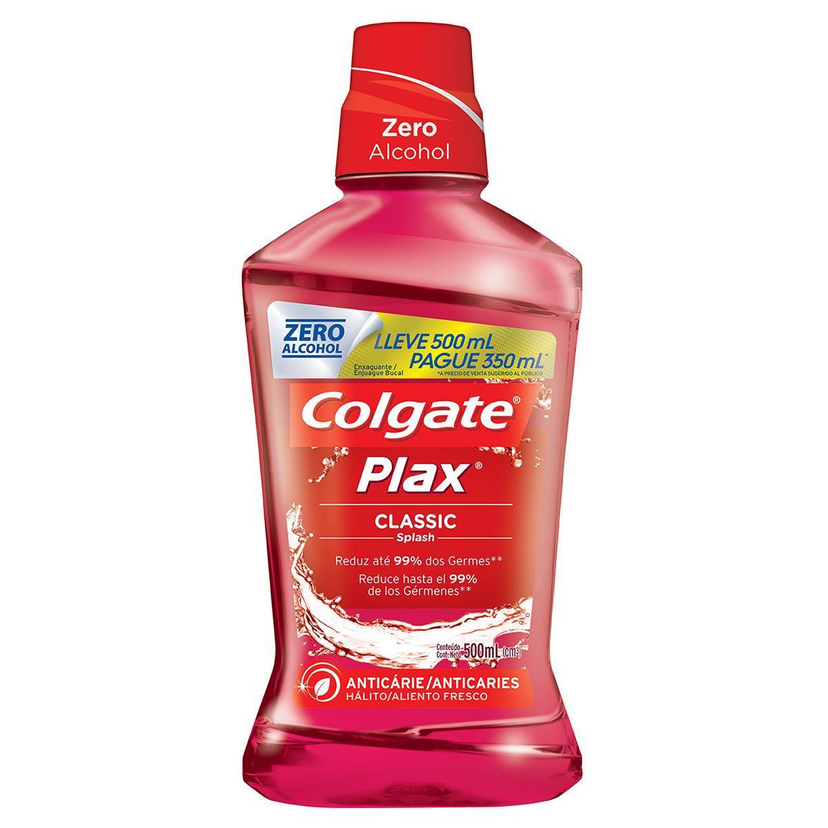 ENXAG COLG PLAX CLASSIC L500MLP350ML(12)