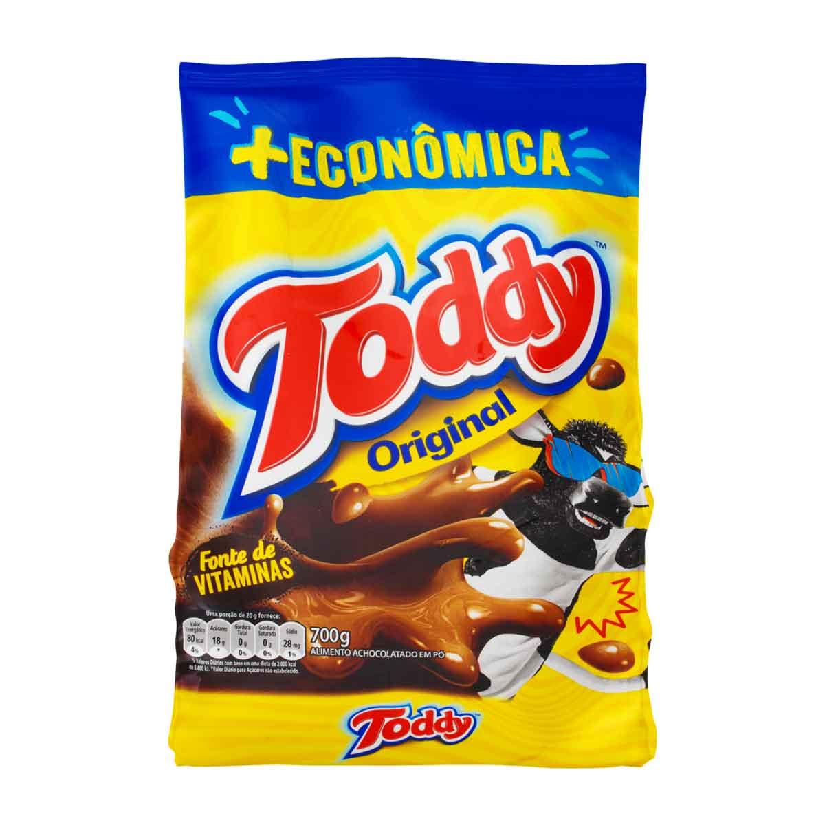 TODDY CHOCOLATE ORIG  SACHE 1X700G (12)