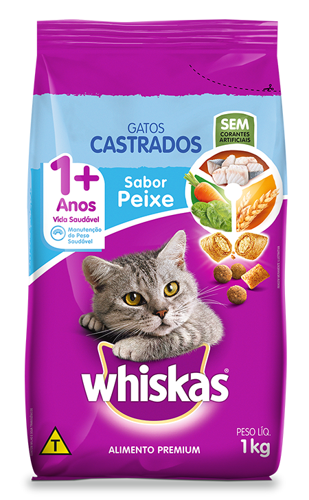 WHISKAS GATOS CAST PEIXE 1X1 KG (10)