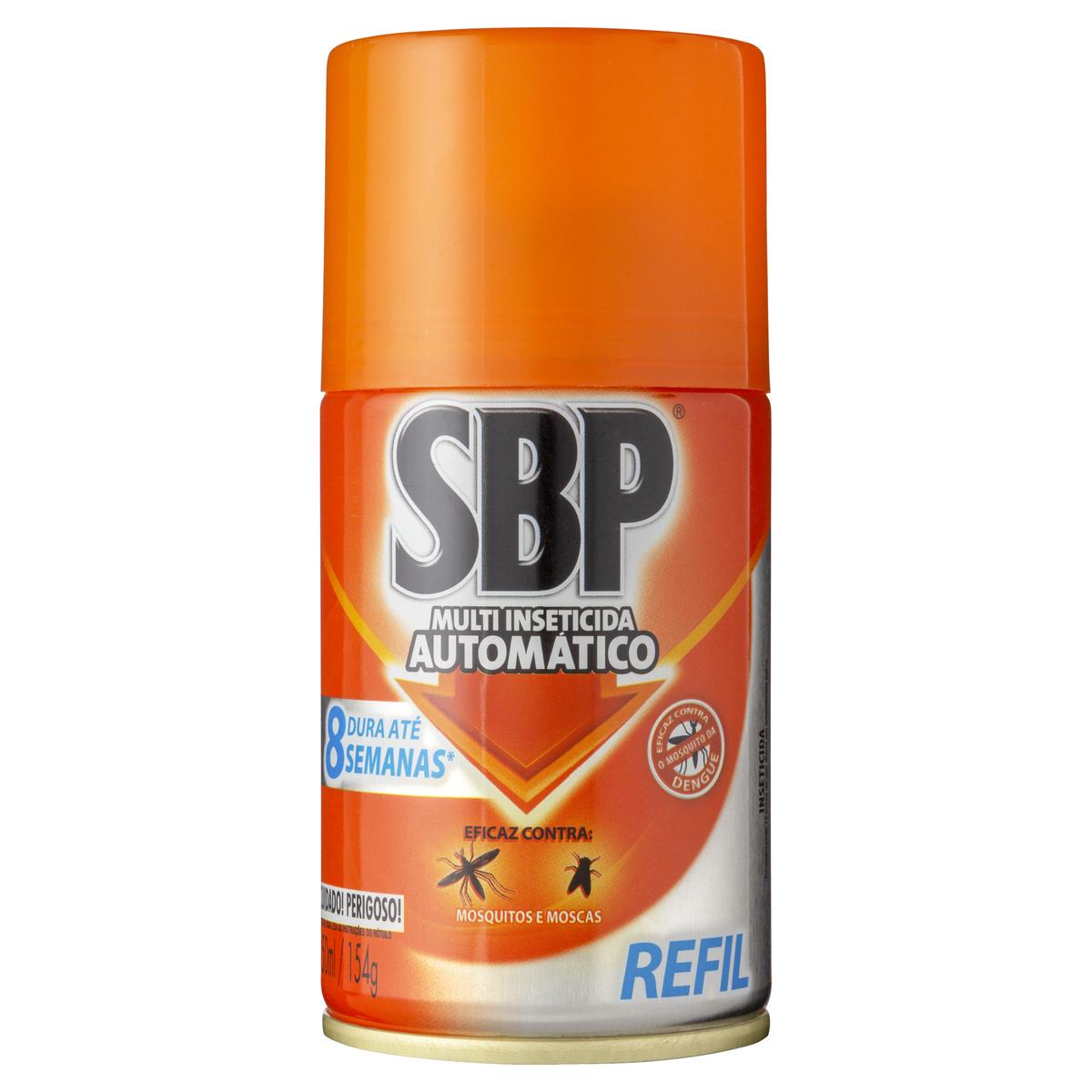 SBP AUTO MULTI INSENT  REFIL 1X250ML (6)