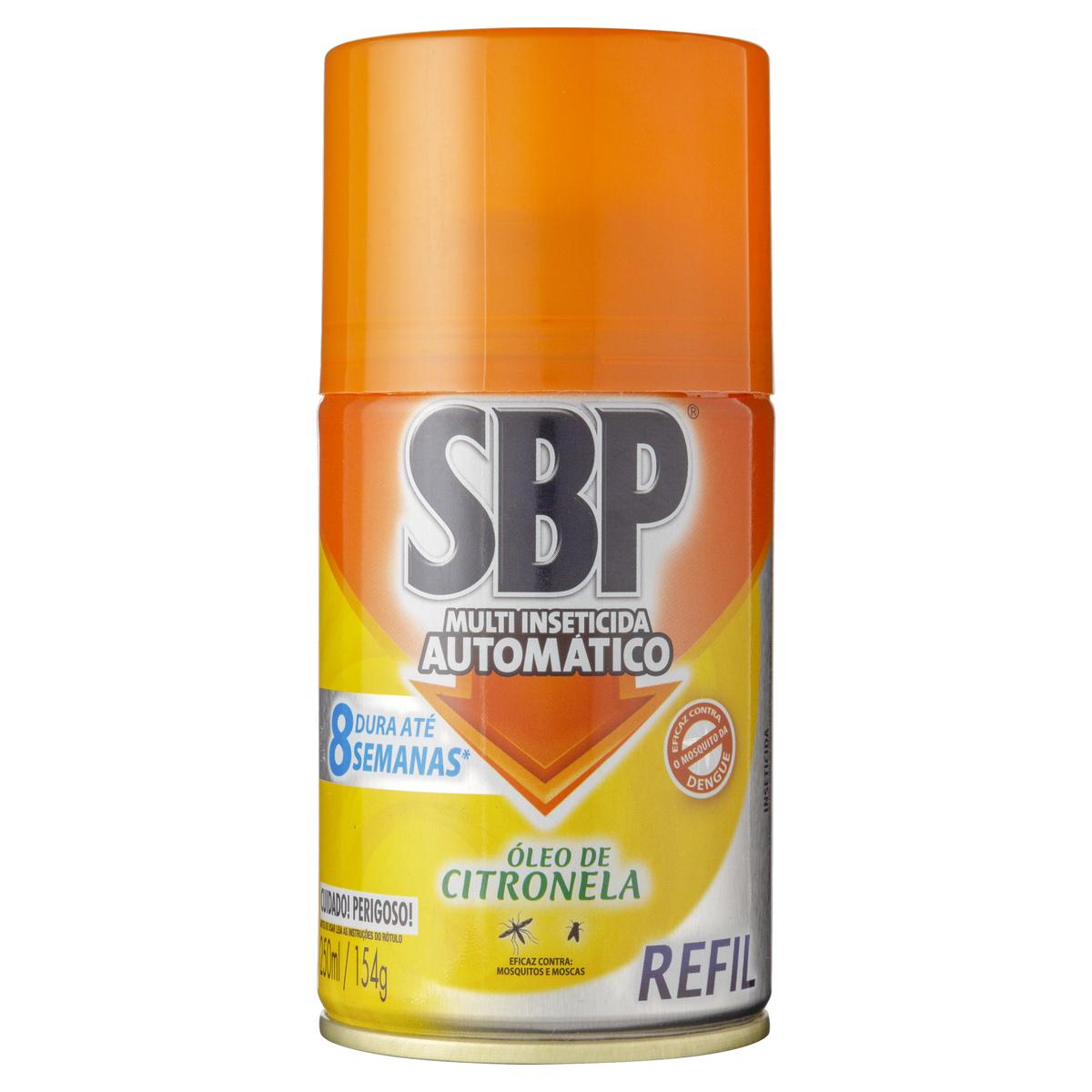 SBP AUT MULT INS CITRONELA REFI1X250ML(6