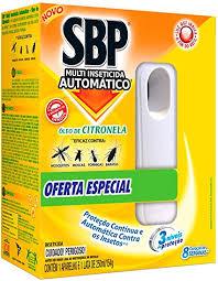 SBP AUTO CITRONELA AP + RF 1X250ML(4)