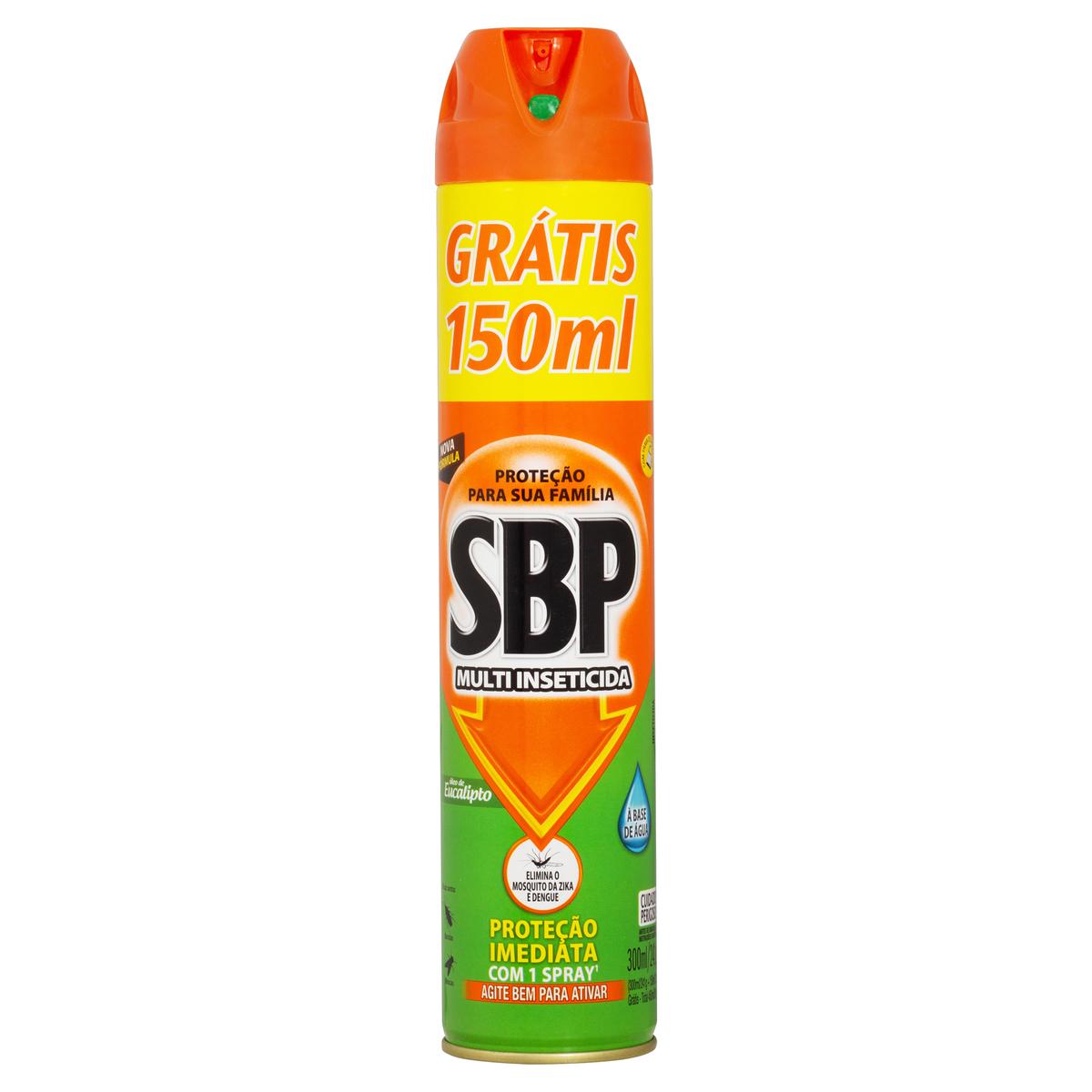 SBP PR EUCALIPTO AERO L+P- 1X450ML(24)