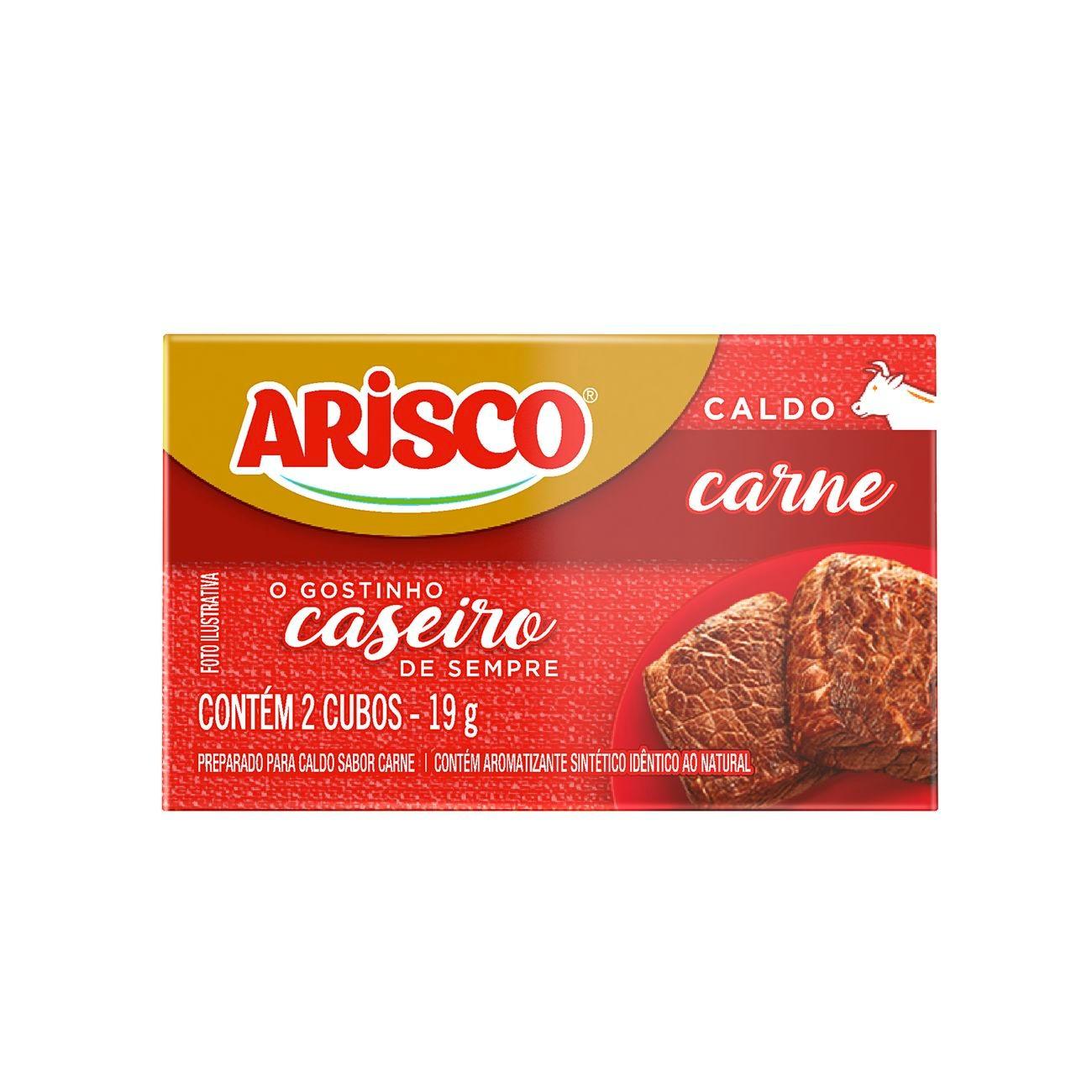 TIRA CALDO ARISCO CARNE 1X19G (480)