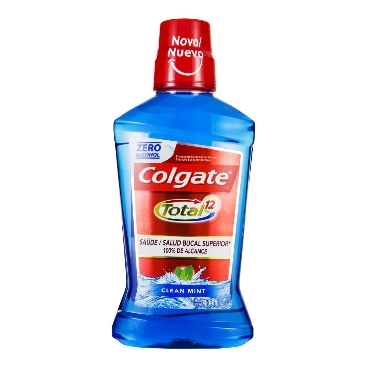 ENXAG COLG TO12 CLEAN MINT 1X500ML(12)