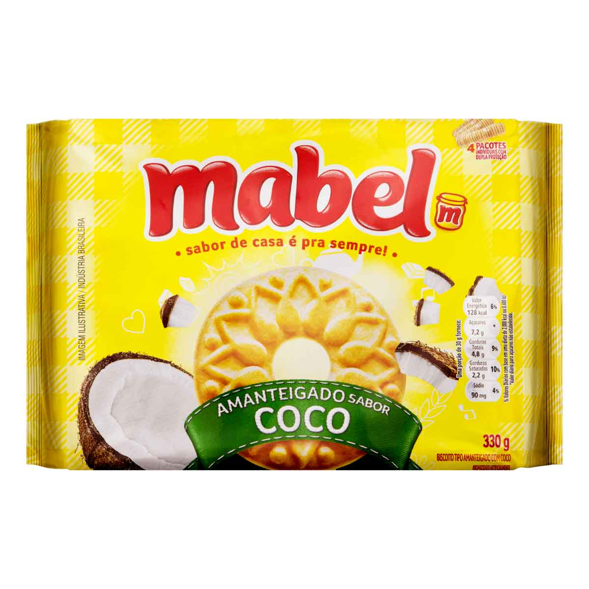 AMANT MABEL COCO 1X330G (32)