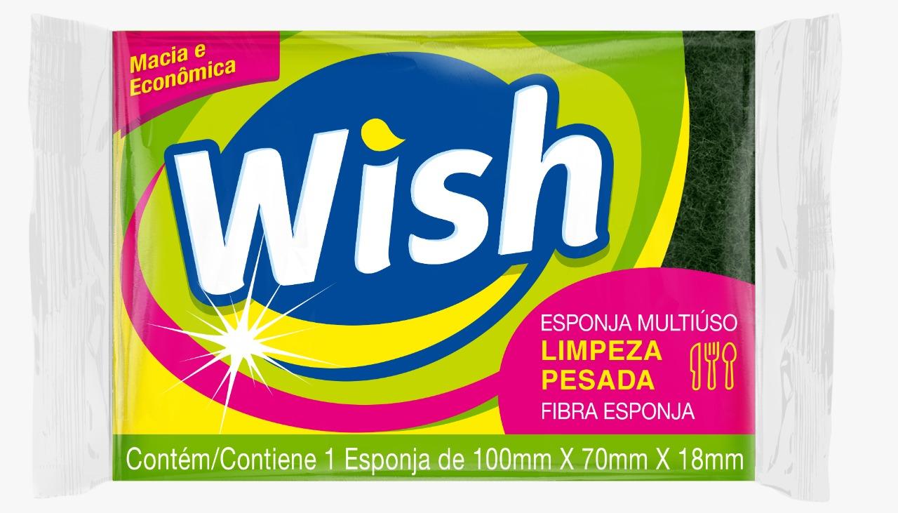 ESPONJA MULT WISH 1X60(60)
