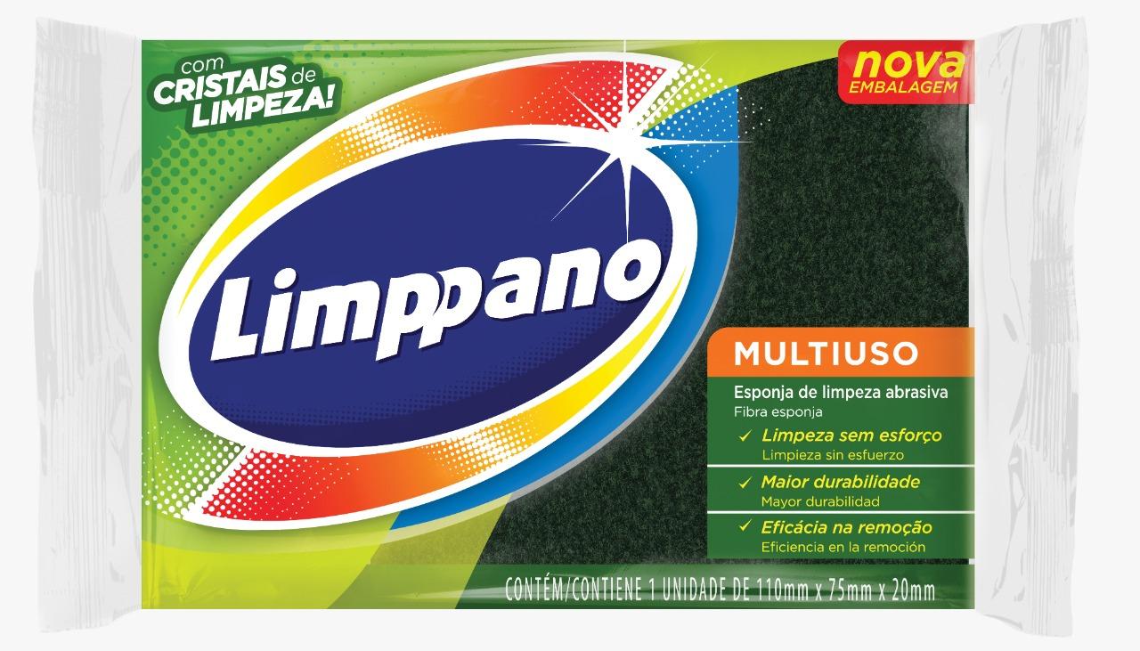 ESPONJA MULTIUSO LIMPPANO (60)
