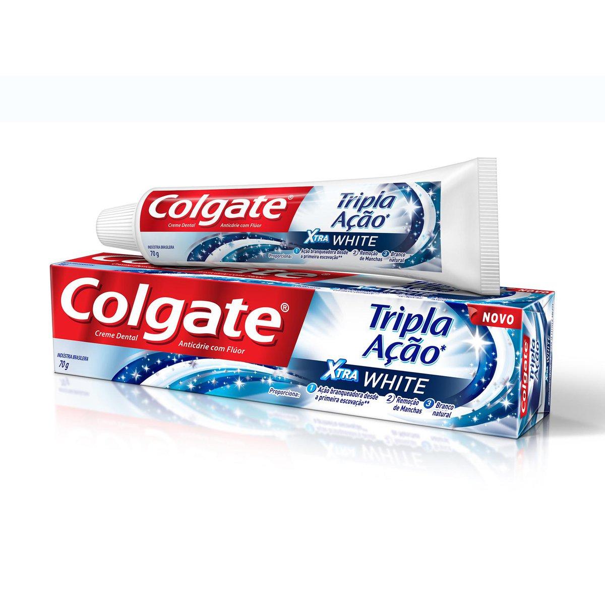 CR DENT COLG T ACAO X WHITE 1X70G(144)
