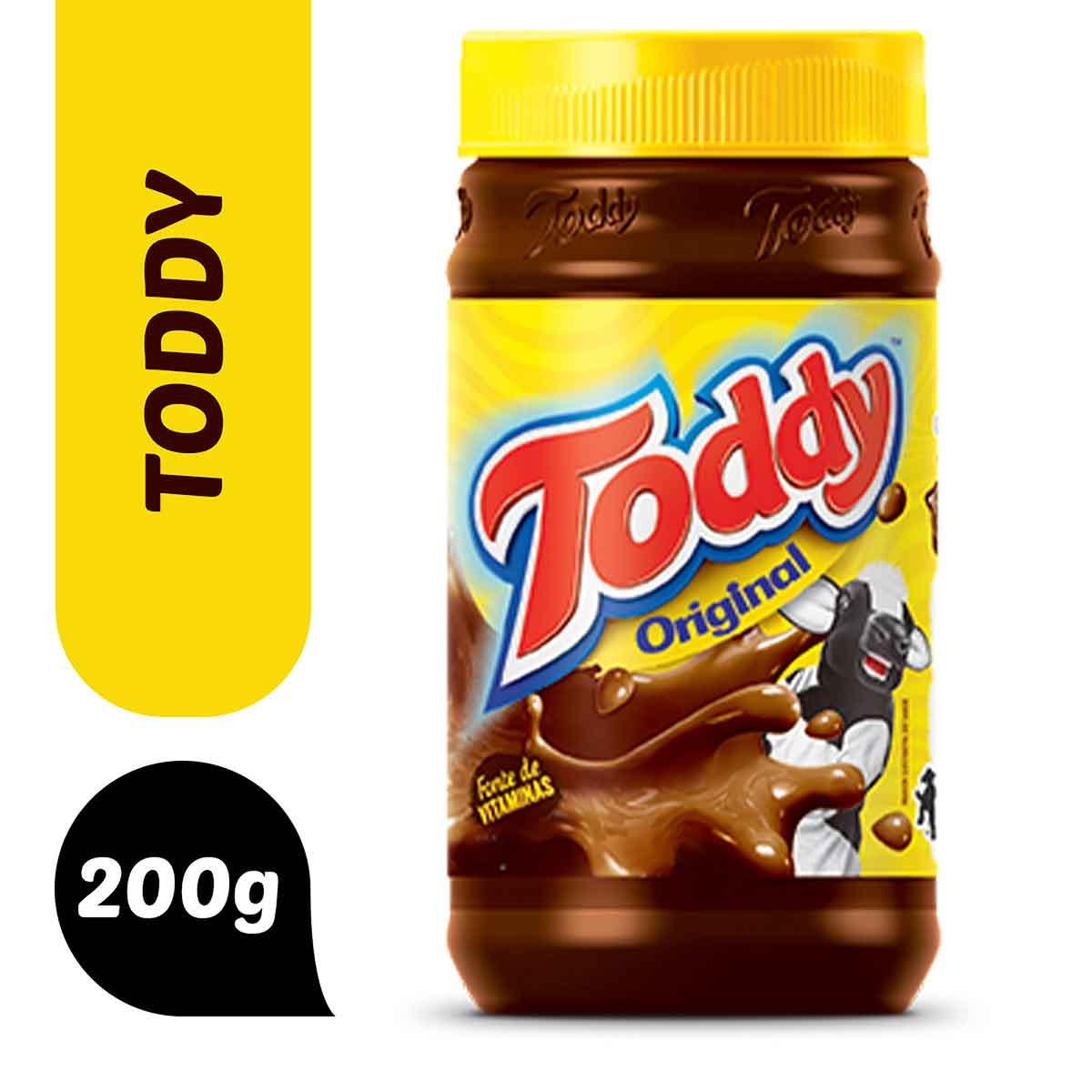 TODDY CHOCOLATE ORIGINAL 1X200G (24)