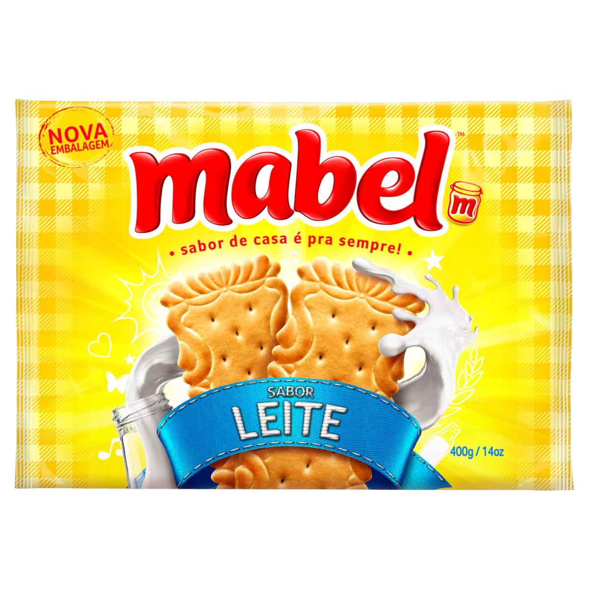BISCOITO MABEL LEITE 1X400G (21)