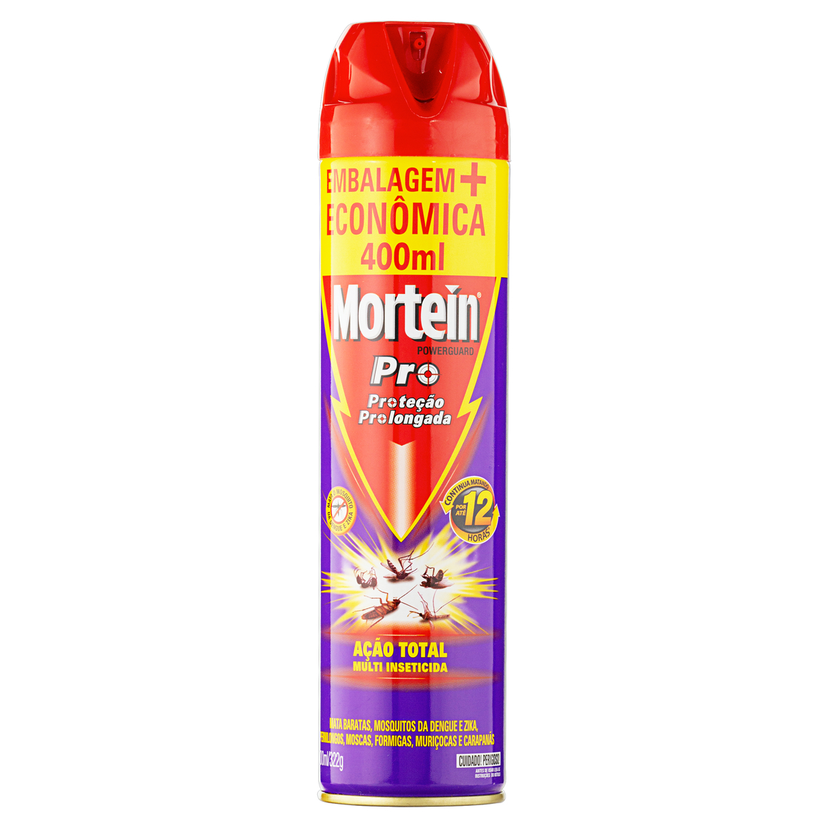 MORTEIN AER ACAO TOTAL EMB ECO 400ML(12