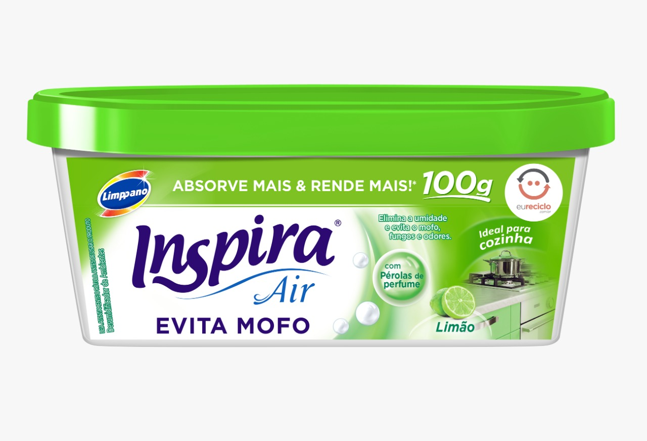 EVITA  MOFO INSP LIMÃO1X100GR(12)