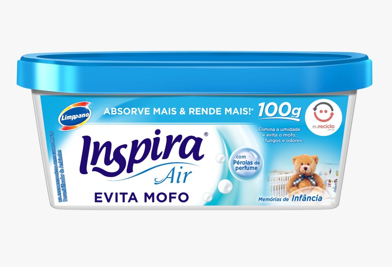 EVITA  MOFO INSP MEMORIA INFAN 1X100G(12
