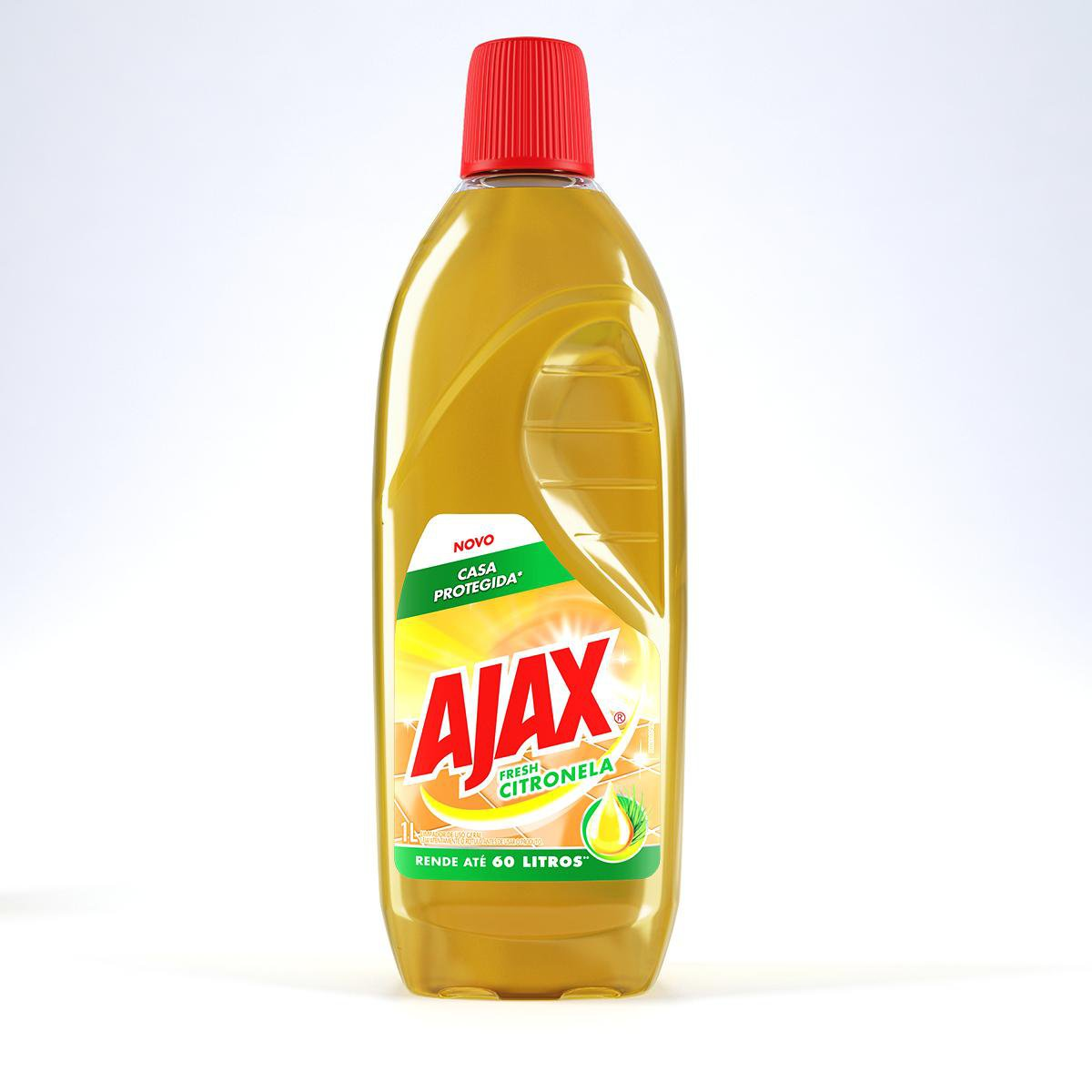 AJAX FRESH CITRONELA 1X1L(12)