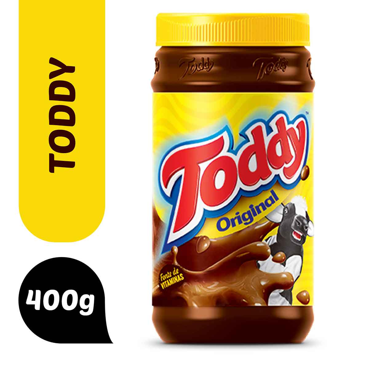 TODDY CHOCOLATE ORIGINAL 1X400G (24)