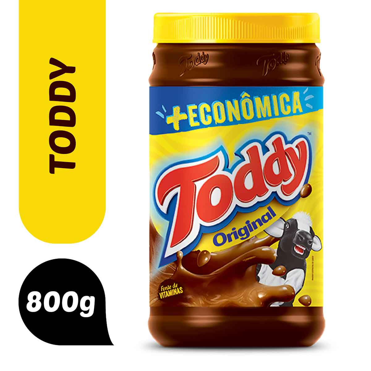 TODDY CHOCOLATE ORIG 1X800G (12)