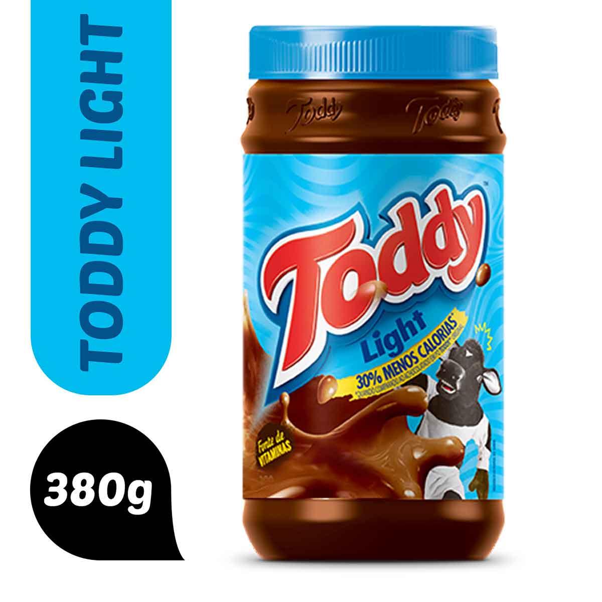 TODDY CHOCOLATE LIGHT 1X380G (24)