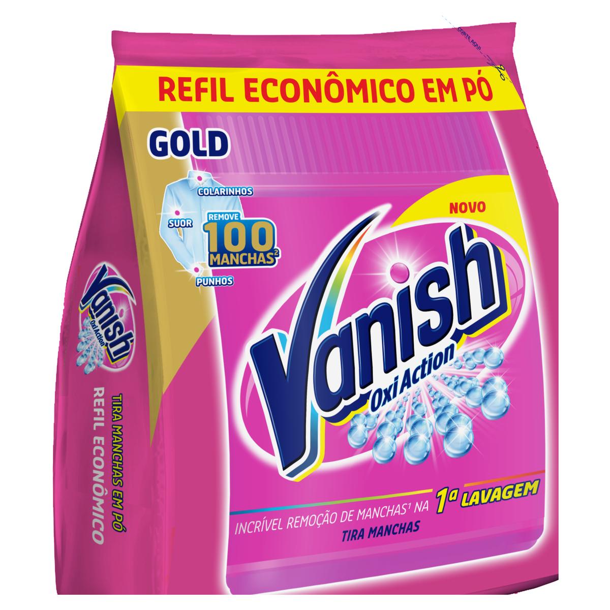 VANISH PO PINK REFIL 1X400G(24)