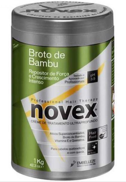 CT NOVEX BROTO DE BAMBU 1KG(6)
