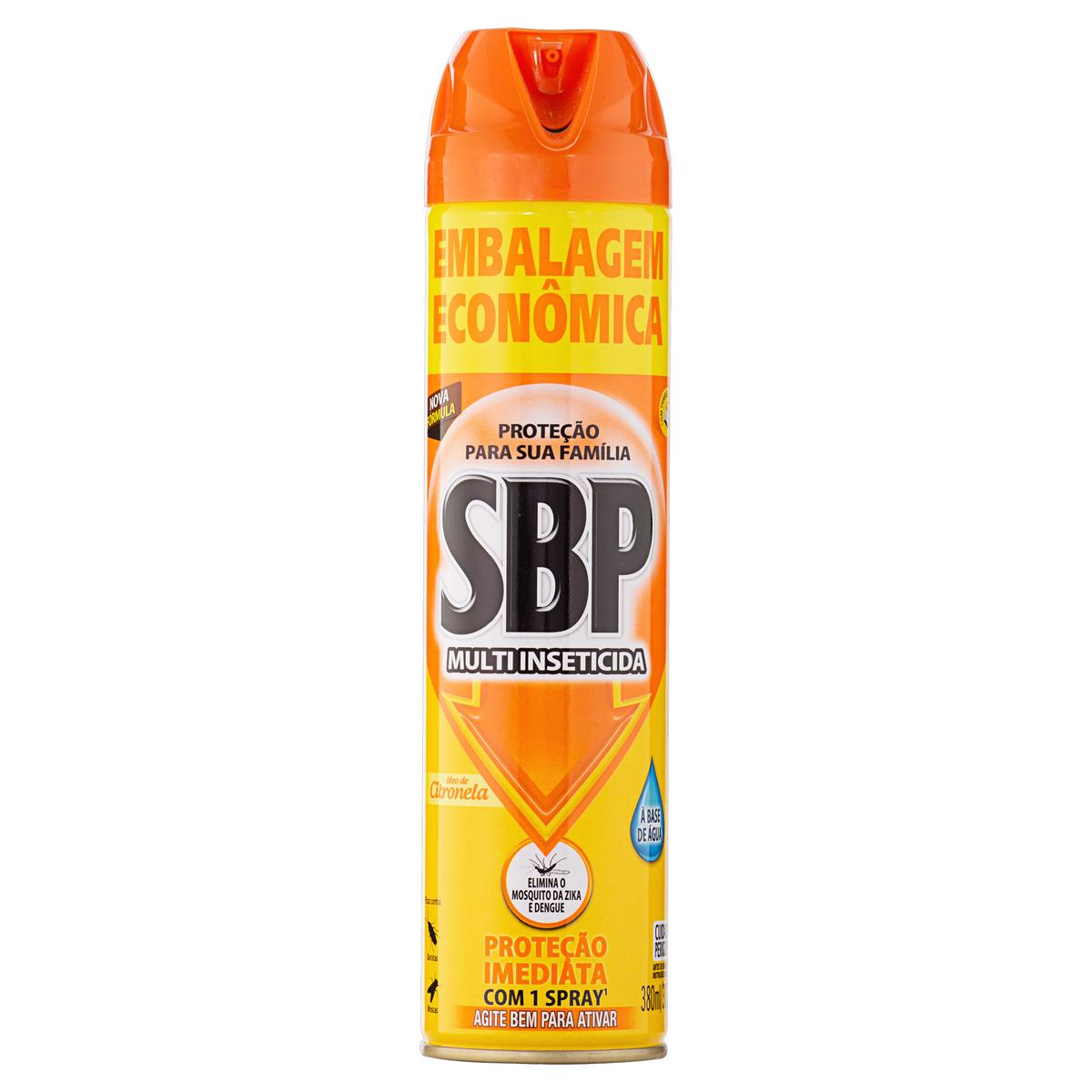 SBP PR AERO CITRONELA 1X380ML(24)