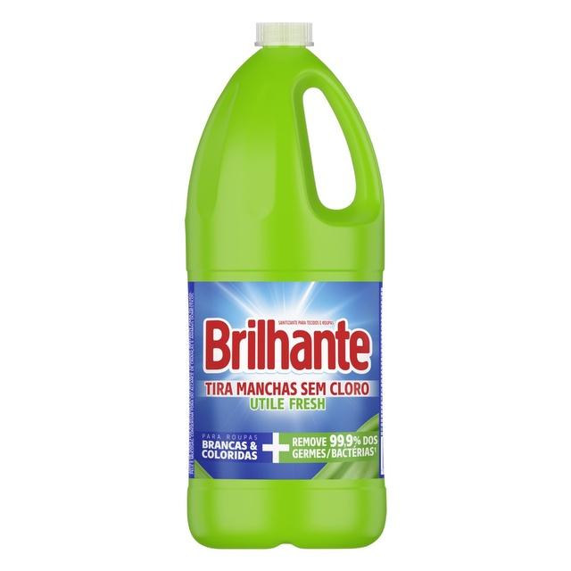 BRILHANTE LIQ T MANCHA UTILE FRE 1X2L(6)