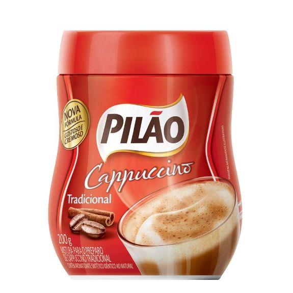 CAPPUCCINO TRAD PILAO 1X200G (12)