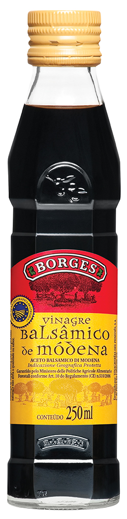 VINAGRE BORGES BALSAMICO 1X250ML(12)