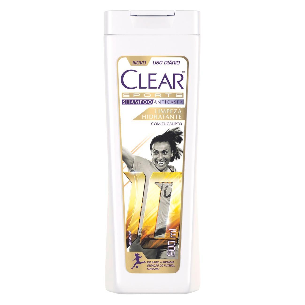 SH CLEAR SPORTS LIMP HIDRATANTE 1X200(12