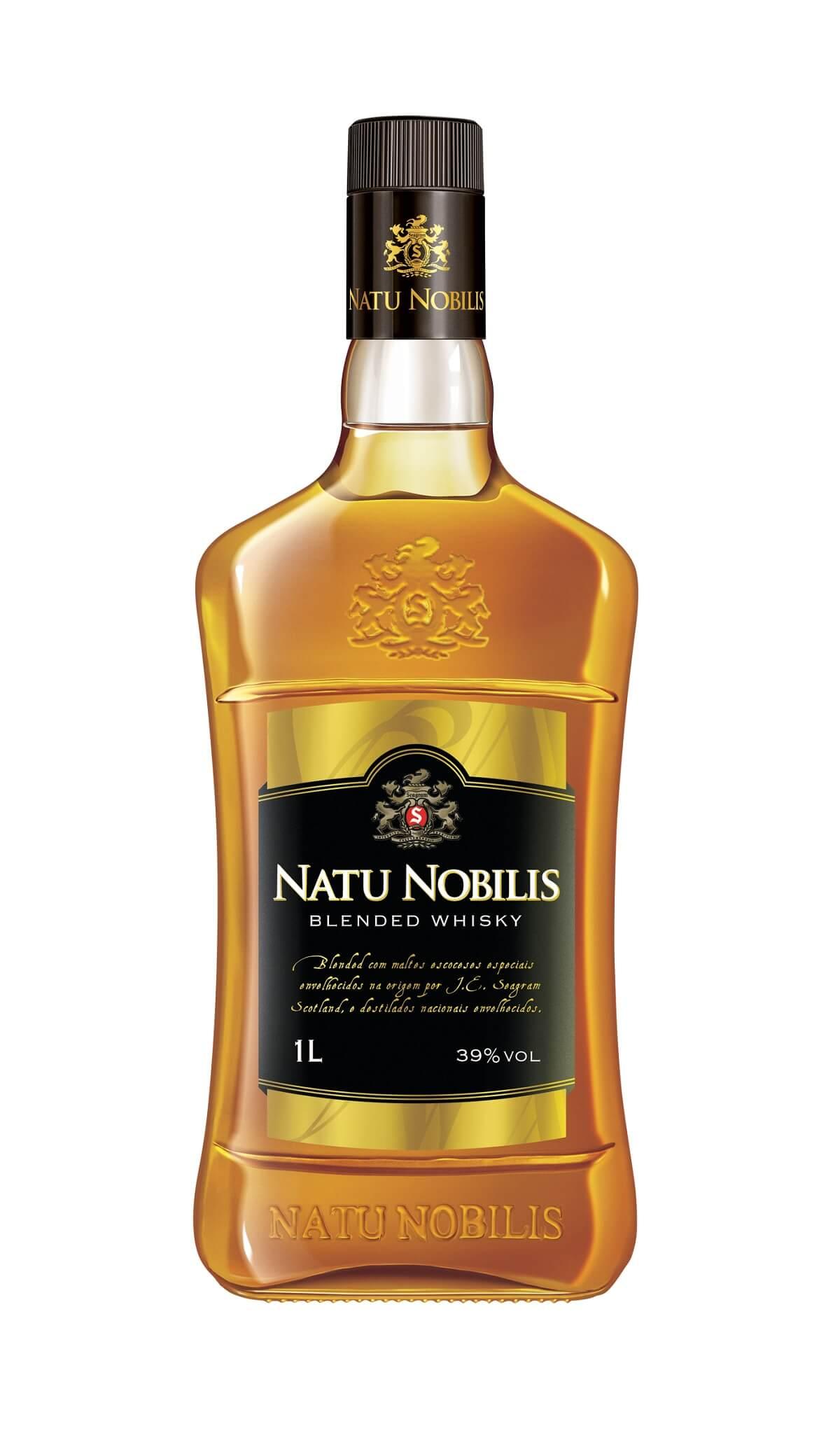 WHISKY NATU NOBILIS 1X1000ML (12)