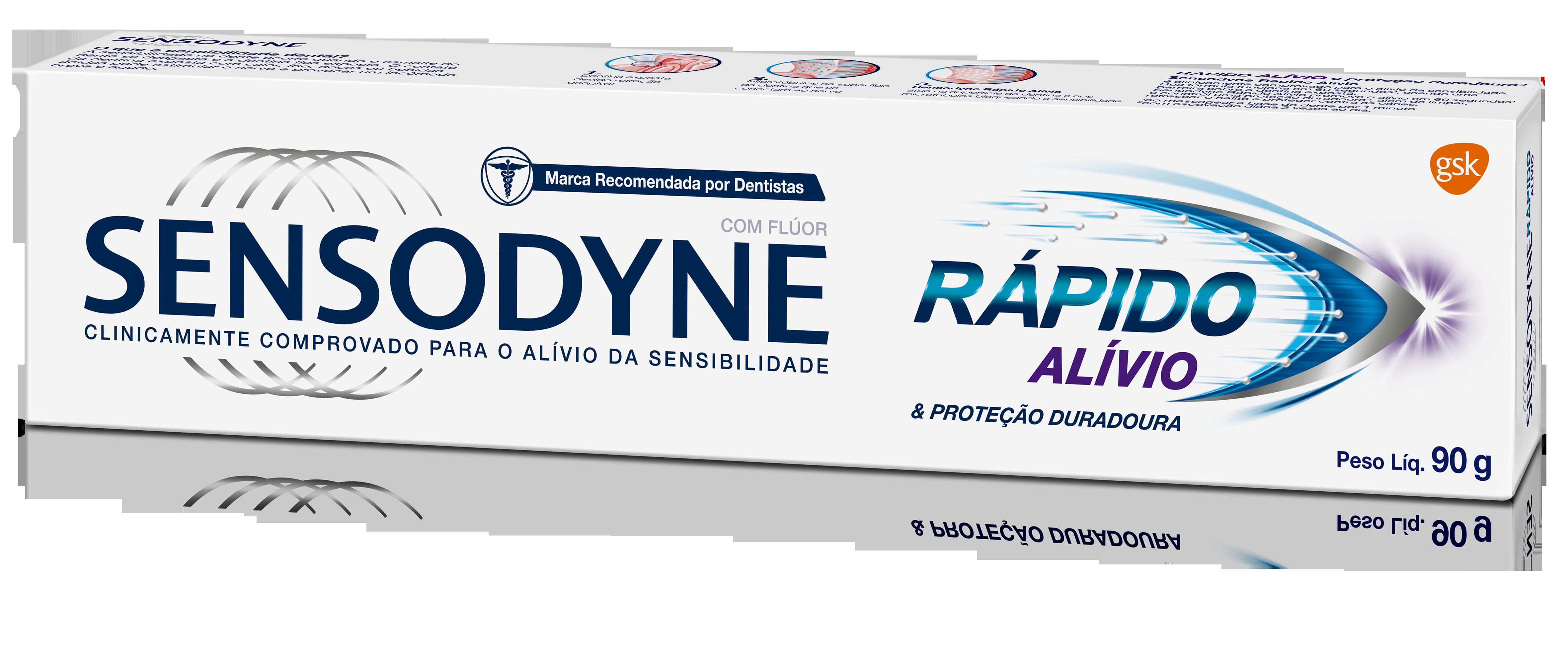 SENSODYNE CD RAPIDO ALIVIO 1X90G (60)