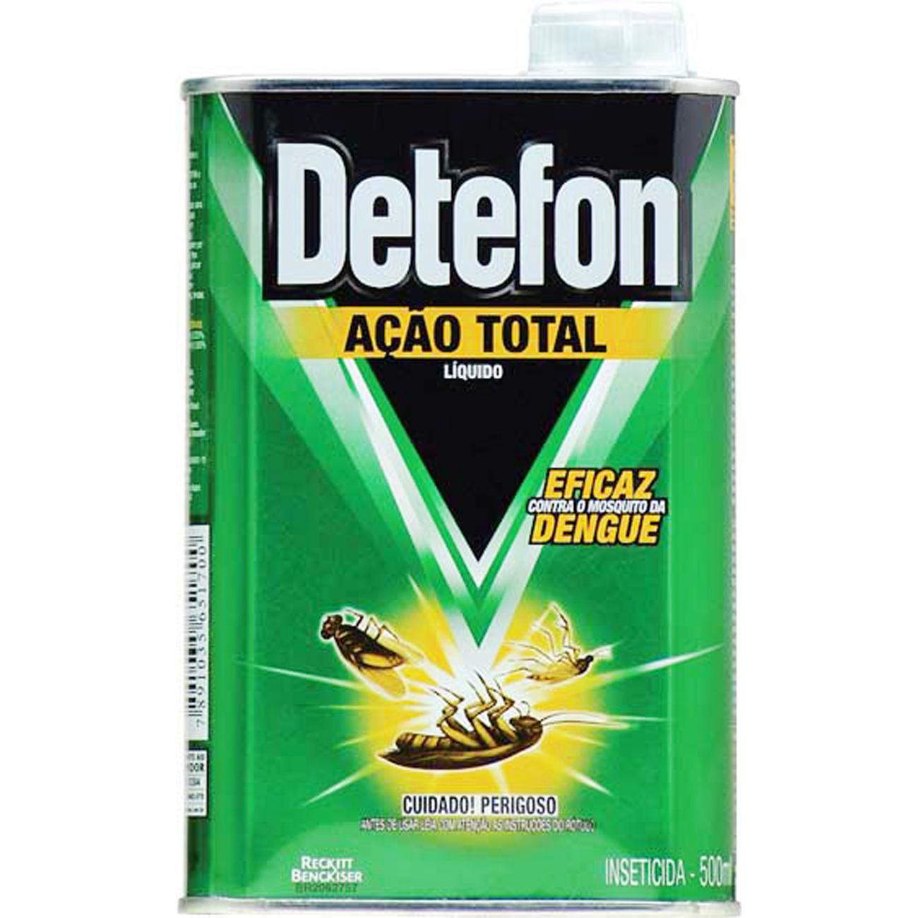 DETEFON ACAO TOTAL LIQ 1X500ML(12)