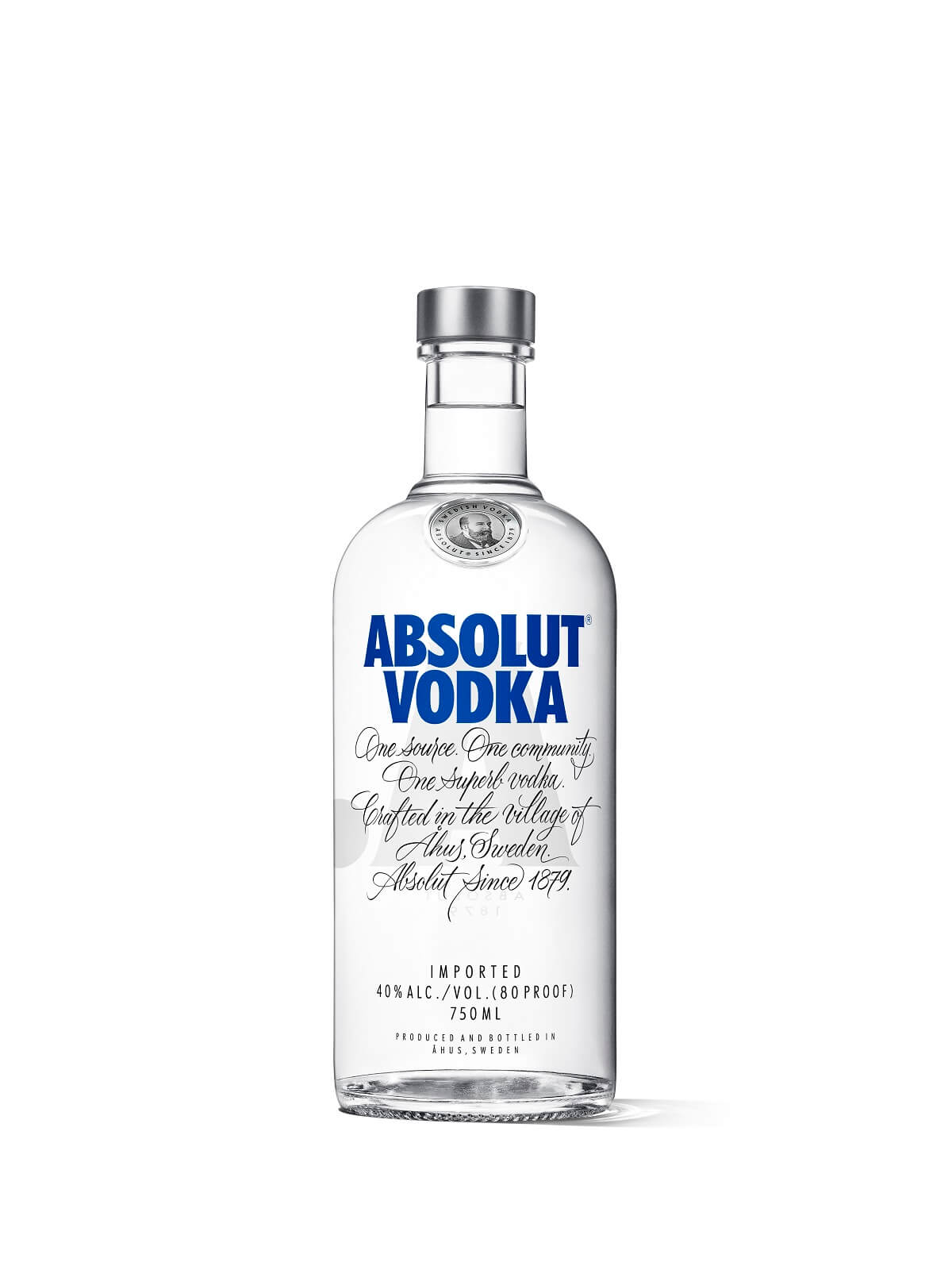 VODKA ABSOLUT 1X750ML (12)