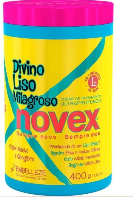 CT NOVEX INFUSÃO DE COLAGENO 400G(6)