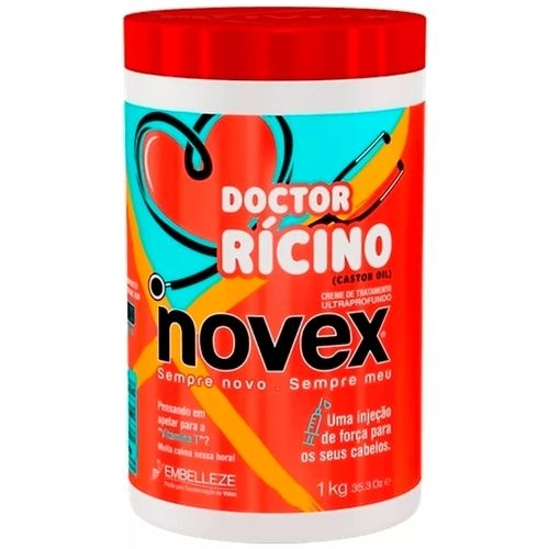 CT NOVEX DOUTOR RICINO 1KG(6)