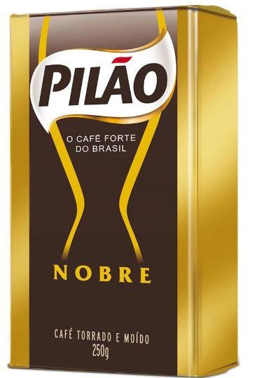 CAFE NOBRE PILAO VACUO 1X250G(20)