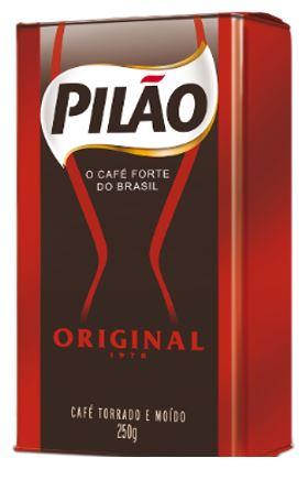 CAFE ORIGINAL PILAO VC 1X250G(20)
