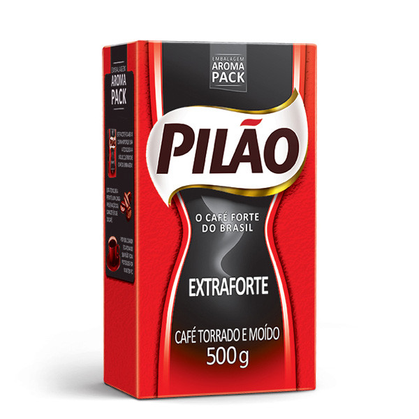 CAFE PILAO EXTRA FORTE VACUO 1X500G(20)
